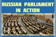 Russian Parliament in Action