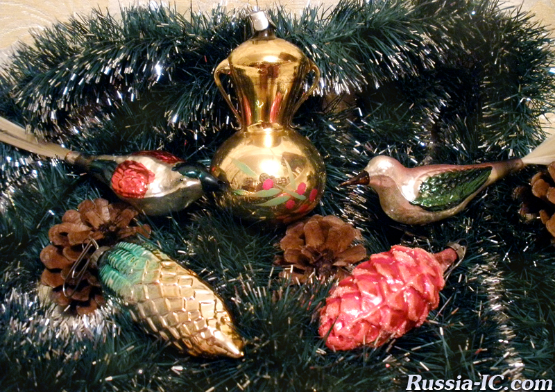 old soviet christmas tree decorations visual arts culture arts russia infocentre