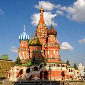 The Intercession Church Better Known To Whole World As St Basils Cathedral Is No Less Remarkable Monument Of Russian Architecture 16th