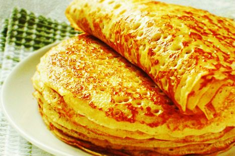 Russian pancakes recipes russian cuisine culture arts bliny forumfinder Choice Image