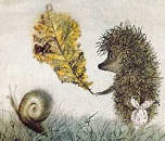 From 'Hedgehog in the Fog'