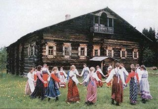 traditions of russian folk dance manners customs and russian folk costumes are very diverse not only every province but even every district could have its own style its peculiar combination of colours