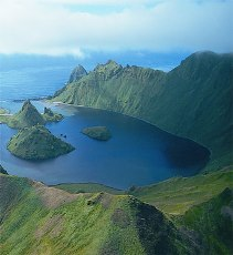 Land of Kamchatka